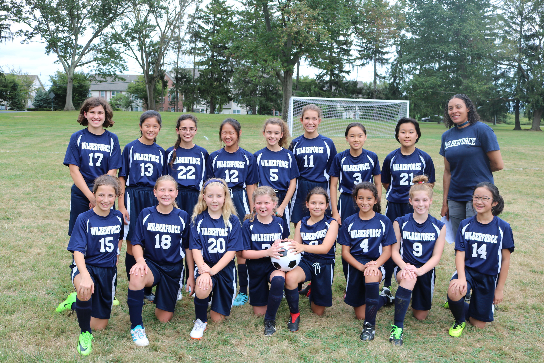 Ms Girls Soccer The Wilberforce School